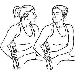 Neck Rotation Exercises